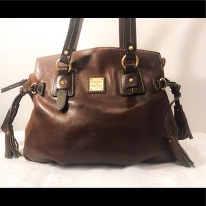 Dooney And Bourke Florentine Toledo Satchel